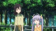 Hotaru and Renge