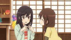 Hotaru and Konomi