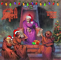 Scream bloody xmas