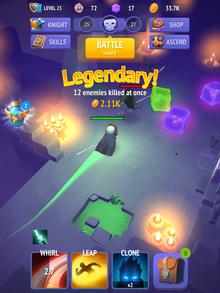 Legendary Multikill