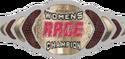 RAGE women title 3