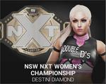 NXT WOMEN CHAMP