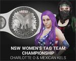 Women tag team