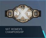 Nxt womens title