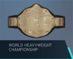 World heavyweight title