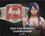 RAW WOMENS CHAMPS