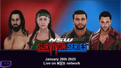Survivor series poster s8