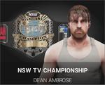 Dean tv champ