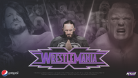 NSW Wrestlemania Poster 2017