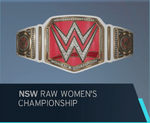 Raw womens title 1