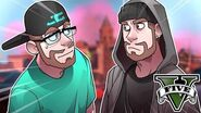 GTA 5 MEETING MY TWIN BROTHER! (GTA 5 Online RP)
