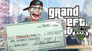 GTA 5 MY FIRST $100,000 (GTA 5 Online RP)