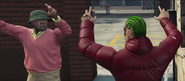 Prune gang gang sign
