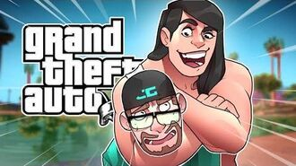 GTA 5 MY NEW GIRLFRIEND! (GTA 5 Online RP)