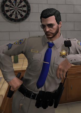 Trooper Sergeant