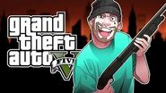 GTA 5 JOINING A GANG! (GTA 5 Online RP)