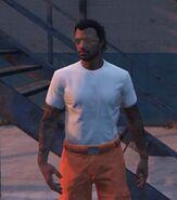 Denzel Jail Outfit