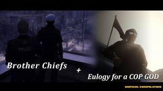 "One Final COP GOD Intro (+ Kyle & Jordan ""Brother Chiefs"" compilation)"