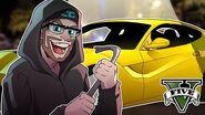 GTA 5 STEALING A FERRARI! (GTA 5 Online RP)