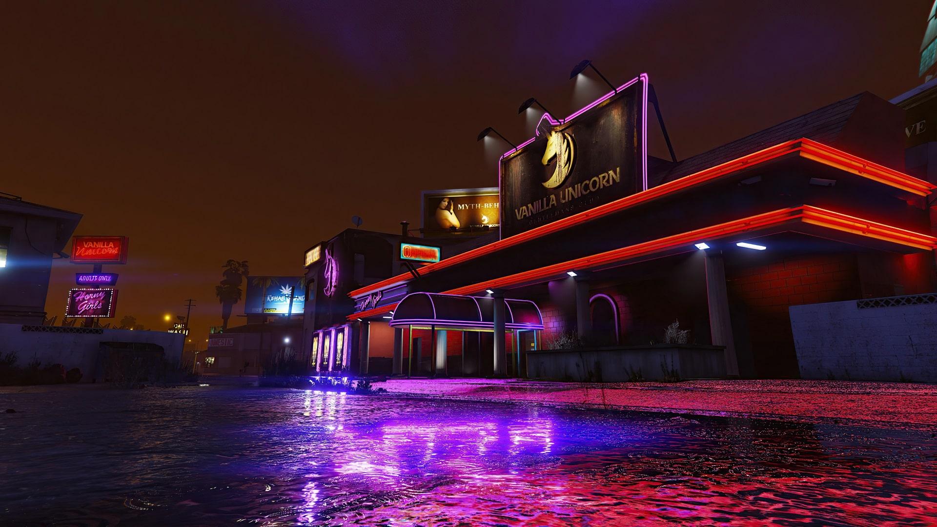 Vanilla Unicorn Strip Club | NoPixel community | FANDOM ...