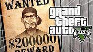 GTA 5 $200000 BOUNTY!! (GTA 5 Online RP)