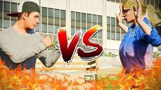 GUYS VS GIRLS! WHO WILL WIN!? (GTA 5 Roleplay)