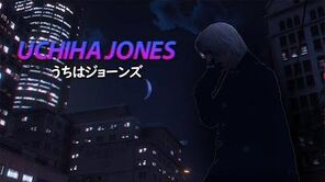 ORIGINS - Uchiha Jones
