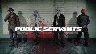PUBLIC SERVANTS (GTA V Machinima - Rockstar Editor)