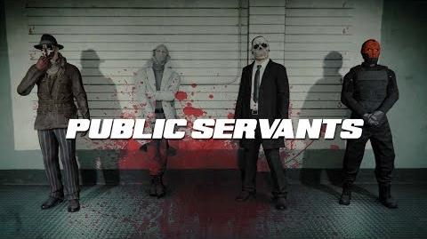 Video - PUBLIC SERVANTS (GTA V Machinima - Rockstar Editor