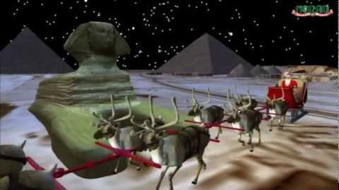 2012 NORAD Tracks Santa (HD)
