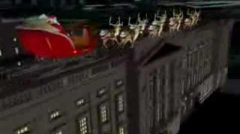 Norad tracks santa 2005 & 2006 - London, United Kingdom