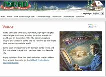 NTS Videos Page - Dec 2011 - Pre-Xmas