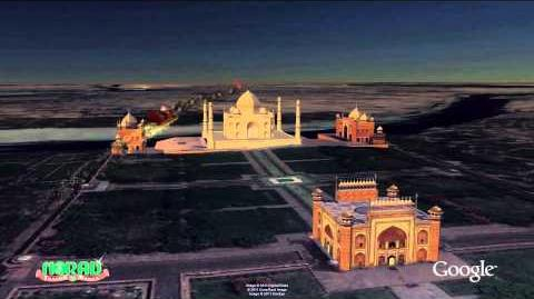 2011 - 09 - NTS - Taj Mahal - India - English
