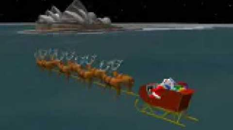 NORAD Tracks Santa - Dec 2002 - 03 - Sydney, Australia - English