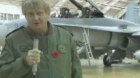 NORAD Tracks Santa - Dec 2005 - Tom Cochrane Celebrity Message