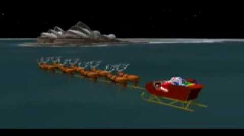 NORAD Tracks Santa - Dec 2003 - 03 - Sydney, Australia - English