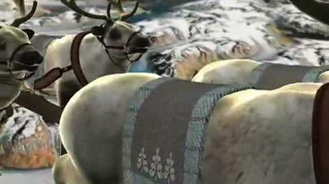 NORAD Tracks Santa 2008 - North Pole