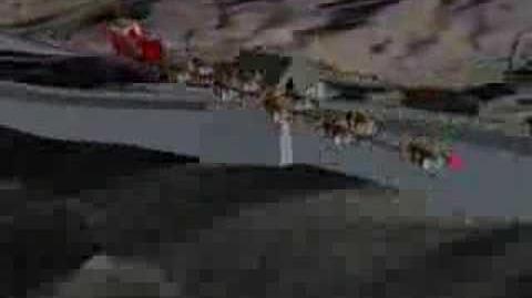 NORAD Tracks Santa 2007- The Great Wall of China