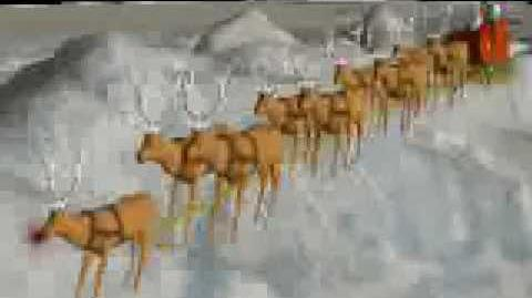 NORAD Tracks Santa - Dec 2002 - 06 - The Himalayas, Nepal - English