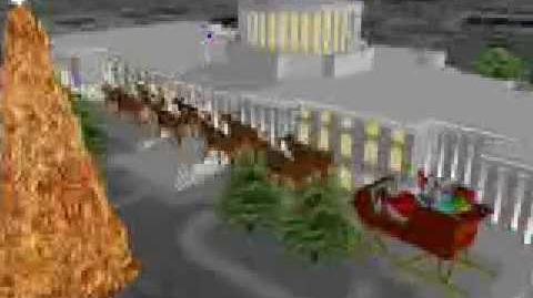 NORAD Tracks Santa - Dec 2002 - 19 - Washington, DC, USA - English