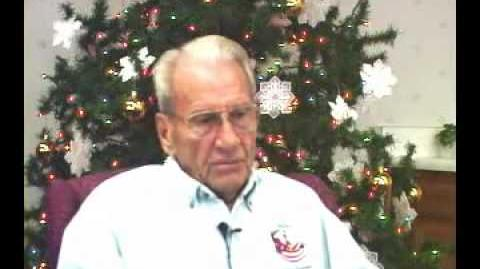 NORAD Tracks Santa - Dec 2009 - COL Shoup Interview
