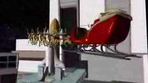 NORAD Tracks Santa 2007 - Cape Canaveral, Florida