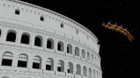 NORAD Tracks Santa - Dec 2002 - 12 - Rome, Italy - English