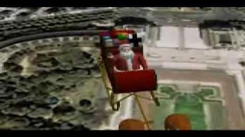 NORAD Tracks Santa - Dec 2003 - 13 - Paris, France - English