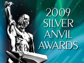 NTS PRSA 2009 Silver Anvil Award