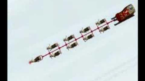 NORAD Tracks Santa 2005 - North Pole