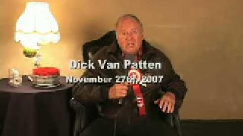 NORAD Tracks Santa - Dec 2006 - Dick Van Patten Celebrity Message