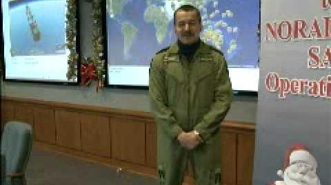 2009-12-24 - LTG Duval CF - NORAD - CBC Inteview