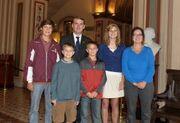 2011 - Reddish Family