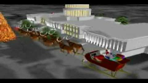 NORAD Tracks Santa - Dec 2003 - 20 - Washington, DC, USA - English